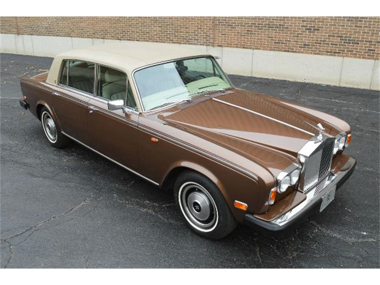 Large Picture of 1980 Silver Shadow located in Illinois - $35,900.00 Offered by Park-Ward Motors - I38L