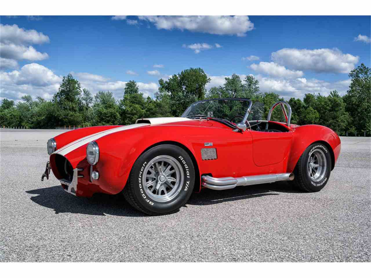 Large Picture of Classic 1965 Superformance Cobra located in St. Charles Missouri - $64,995.00 Offered by Fast Lane Classic Cars Inc. - I3CA