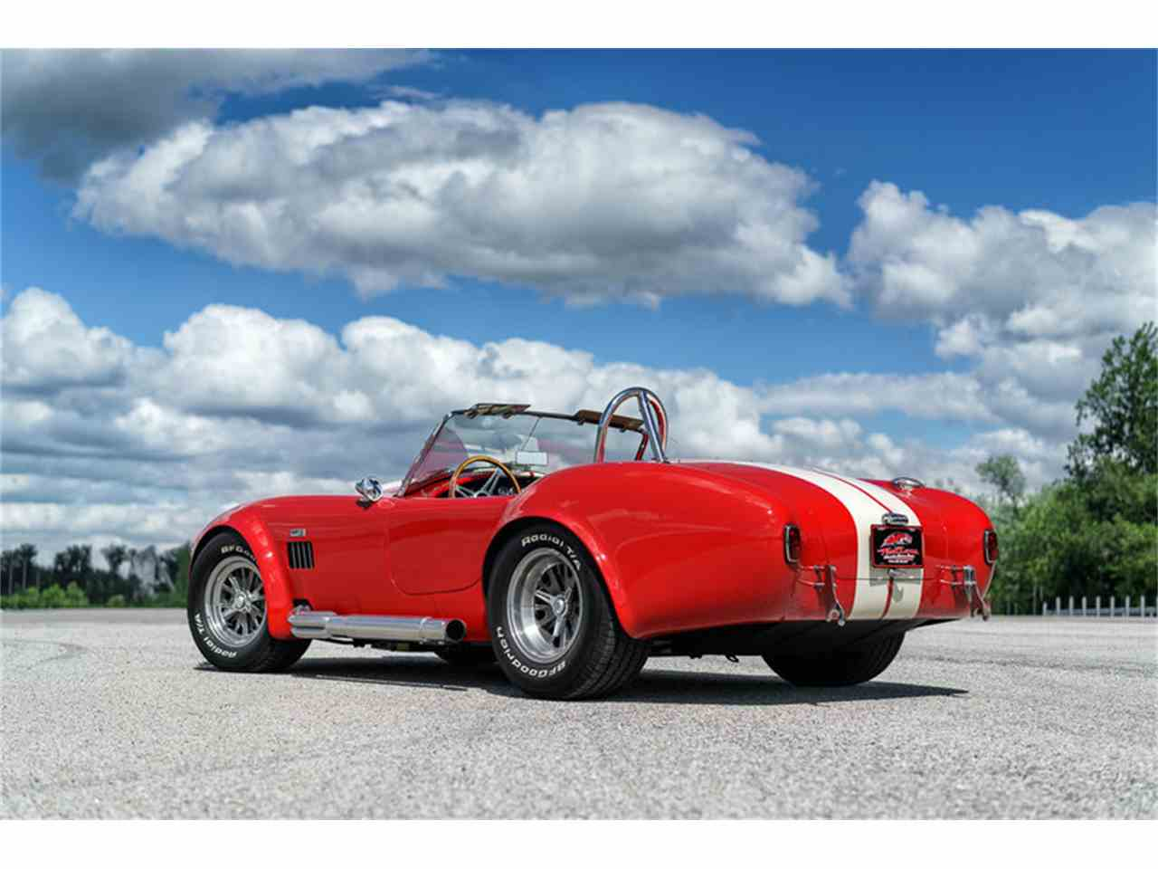 Large Picture of 1965 Superformance Cobra located in St. Charles Missouri Offered by Fast Lane Classic Cars Inc. - I3CA