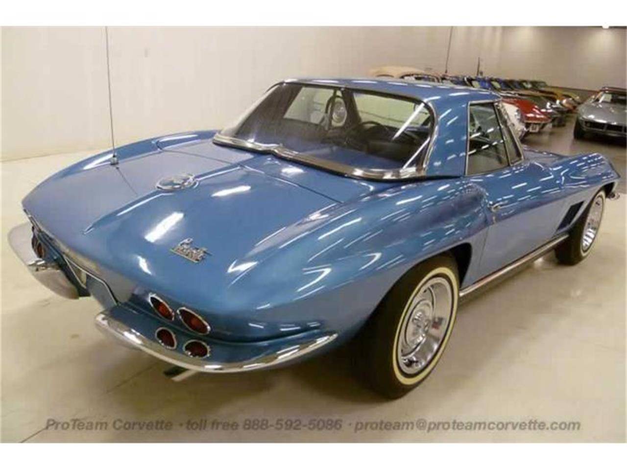 Large Picture of '67 Corvette - I3SX