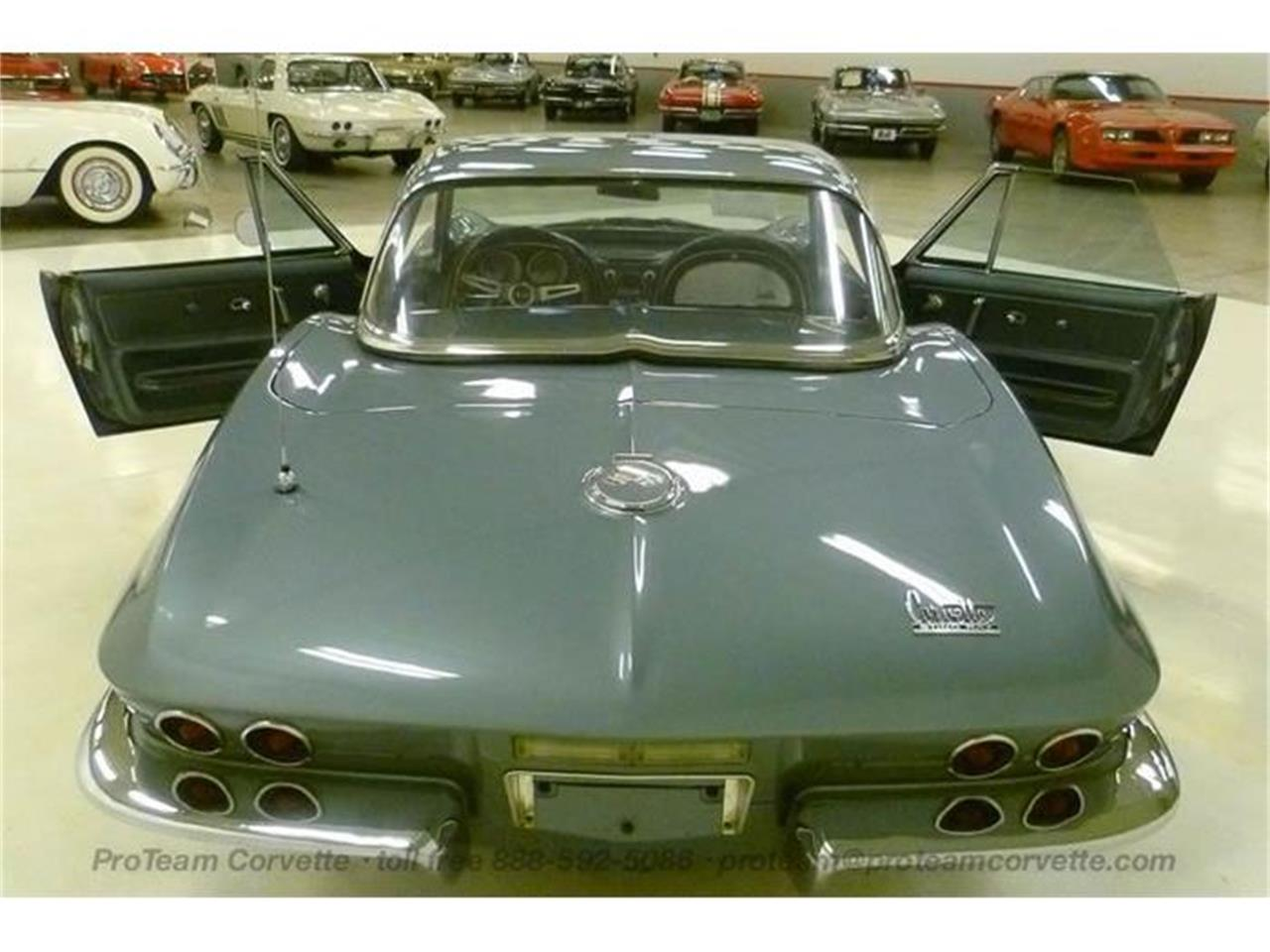 Large Picture of Classic '67 Chevrolet Corvette located in Ohio - $79,995.00 Offered by Proteam Corvette Sales - I3Y7