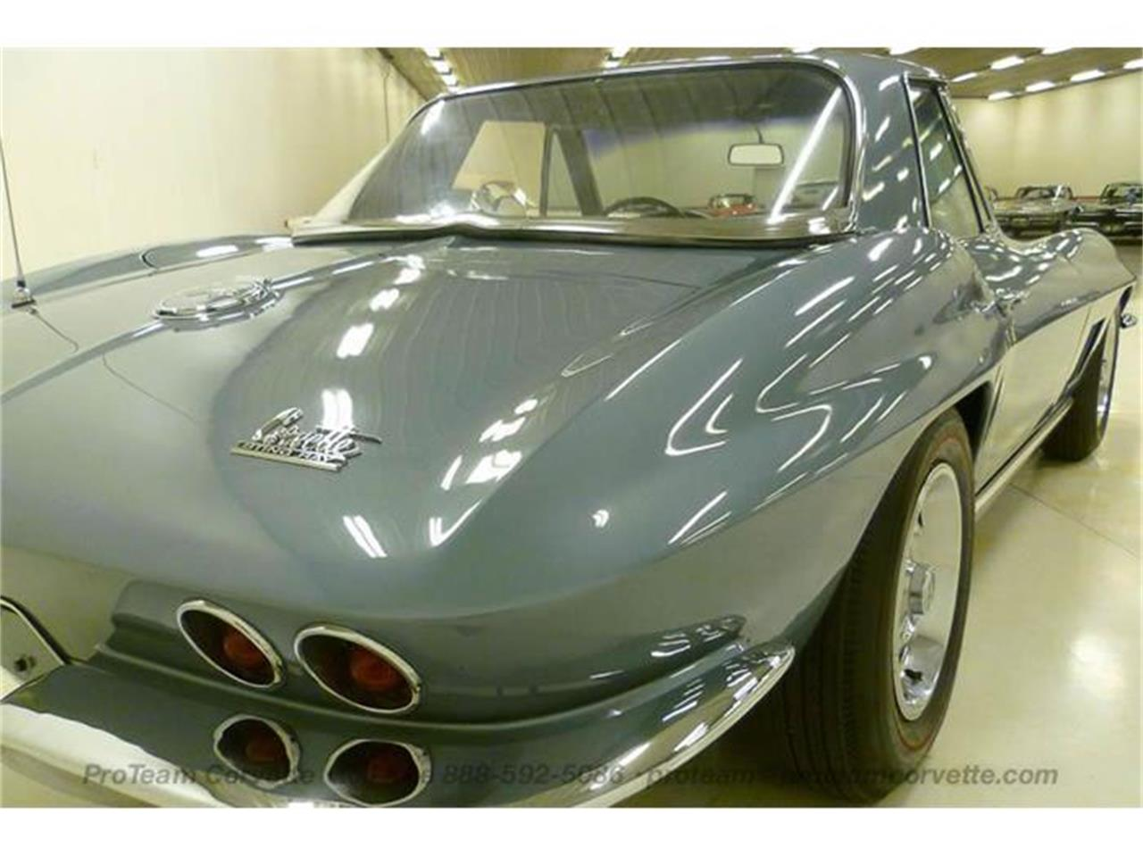 Large Picture of 1967 Chevrolet Corvette located in Ohio Offered by Proteam Corvette Sales - I3Y7