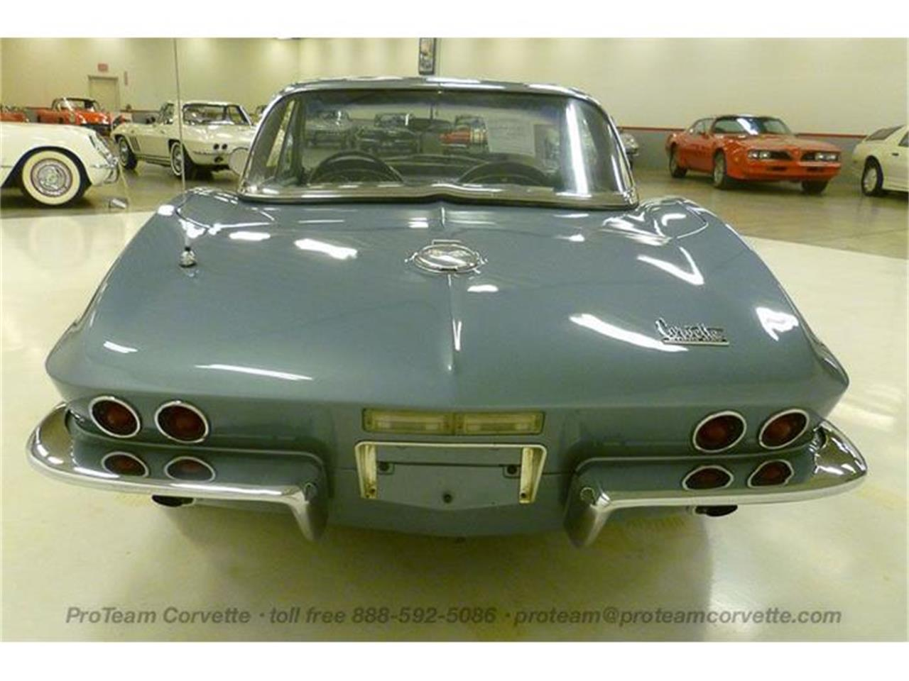 Large Picture of '67 Corvette located in Napoleon Ohio - $79,995.00 Offered by Proteam Corvette Sales - I3Y7