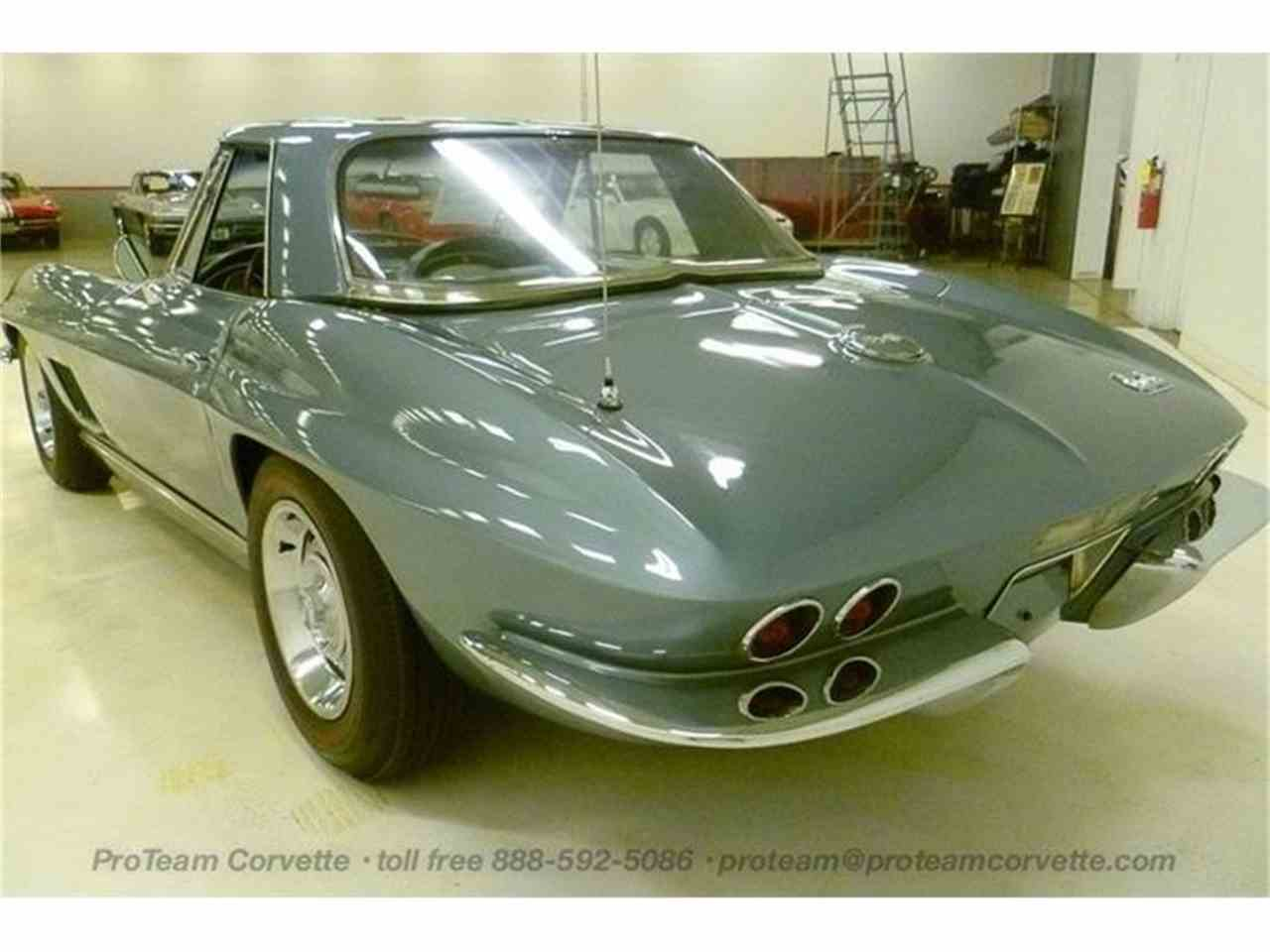 Large Picture of '67 Corvette - I3Y7