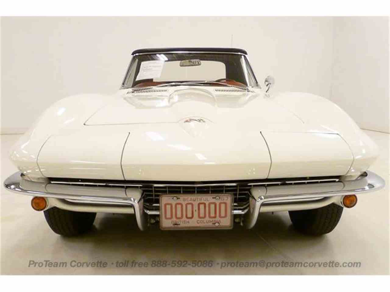 Large Picture of '67 Corvette - I42S