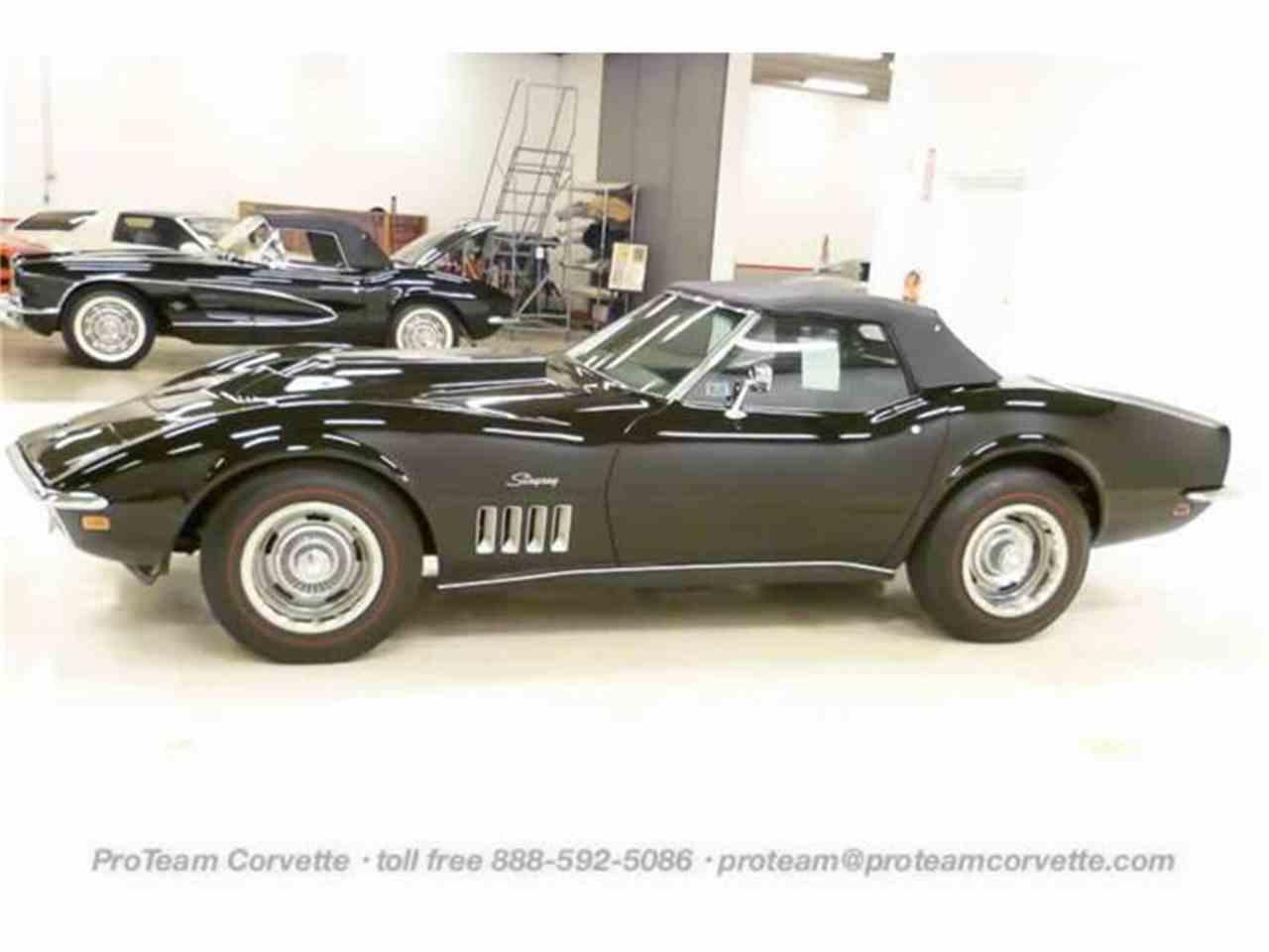 Large Picture of '69 Corvette - I44X