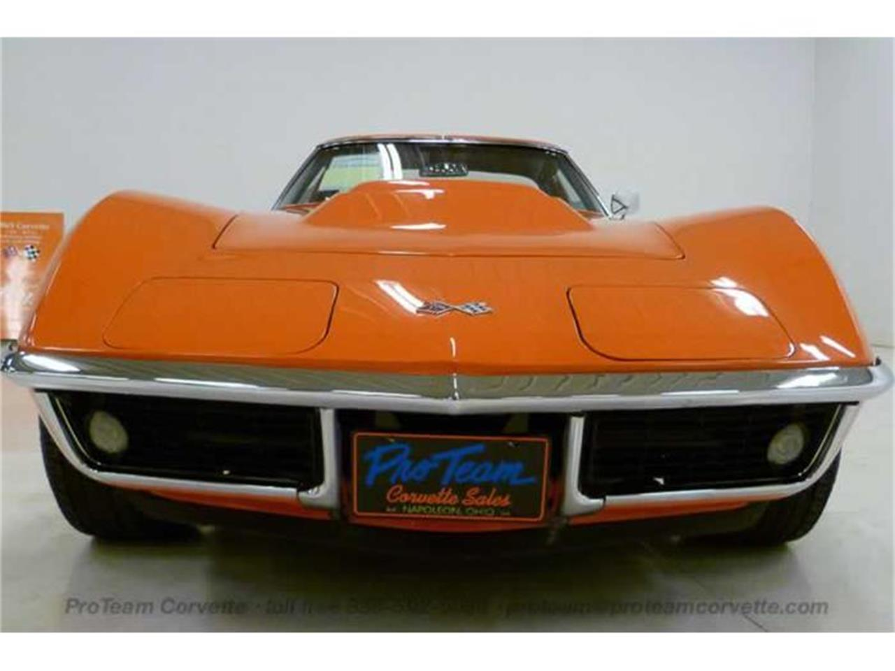Large Picture of '69 Corvette - I45K