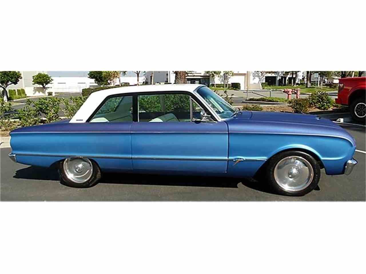 Large Picture of '63 Falcon - I46F