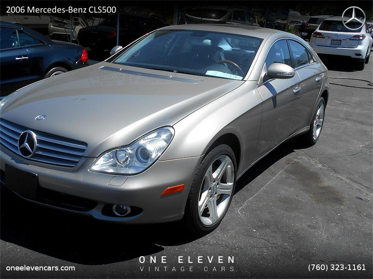 2006 Mercedes Benz Cls500 For Sale Cc 840525 Cls 500 Large Picture Of 06 I0jx