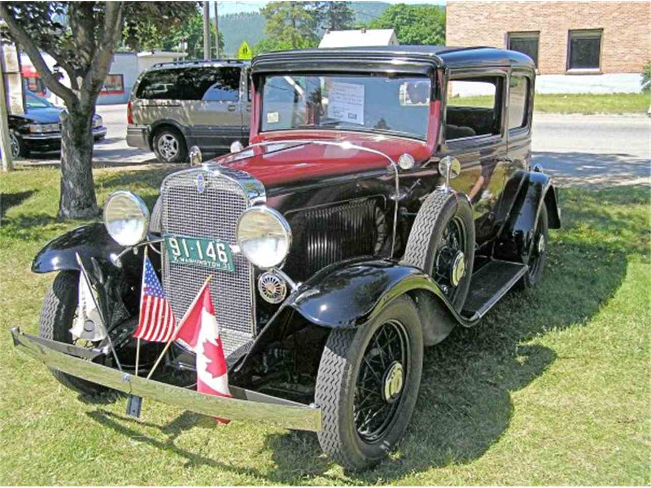 Large Picture of '31 5 Passenger - I4SN