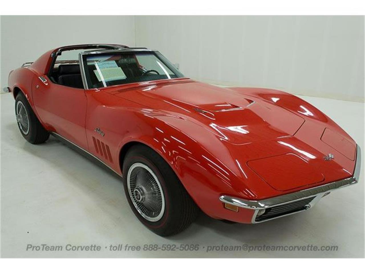 Large Picture of '69 Corvette - I4UW