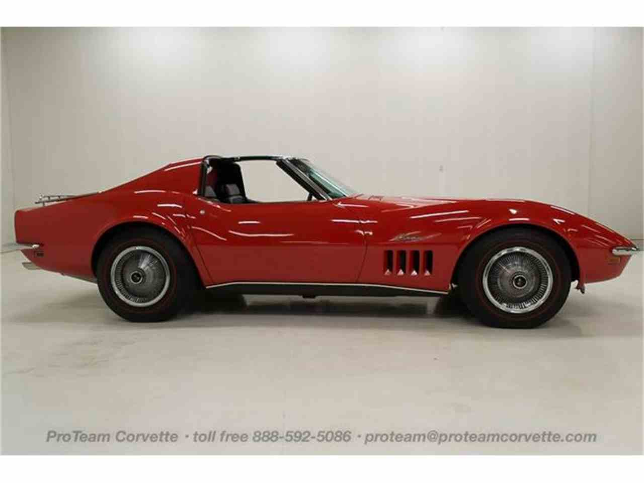 Large Picture of '69 Corvette - I4UW