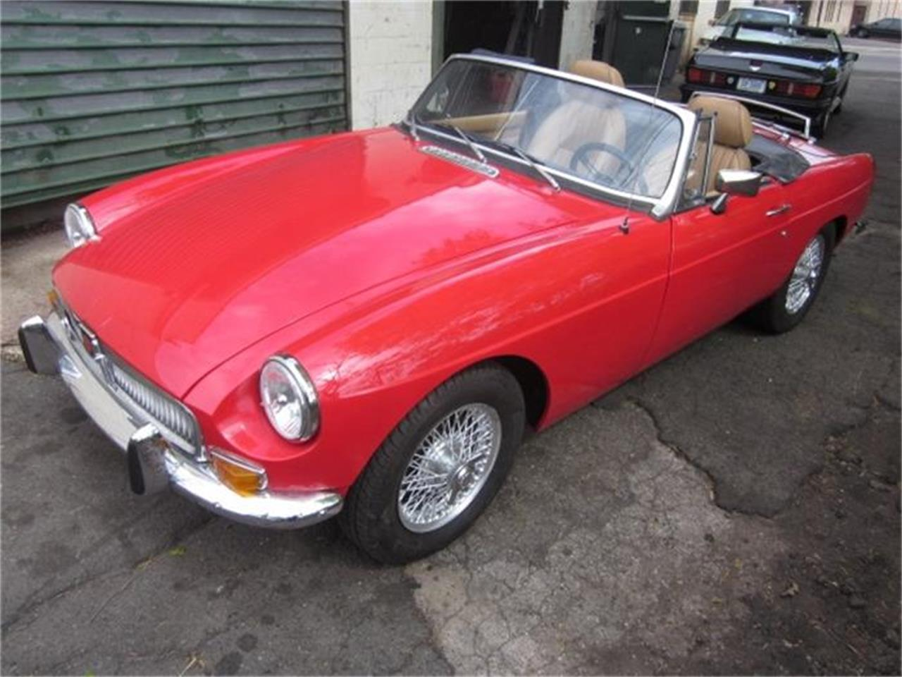 Large Picture of '79 MG MGB located in Stratford Connecticut - $19,900.00 - I53J