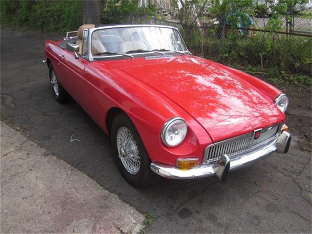 Large Picture of '79 MGB located in Connecticut - $19,900.00 - I53J