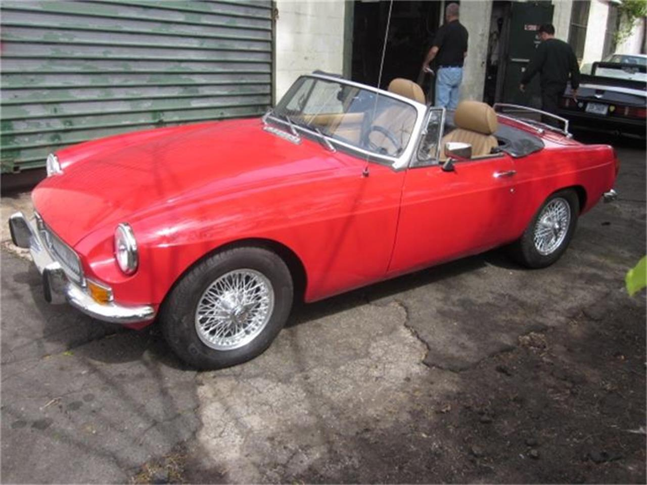 Large Picture of 1979 MGB Offered by The New England Classic Car Co. - I53J