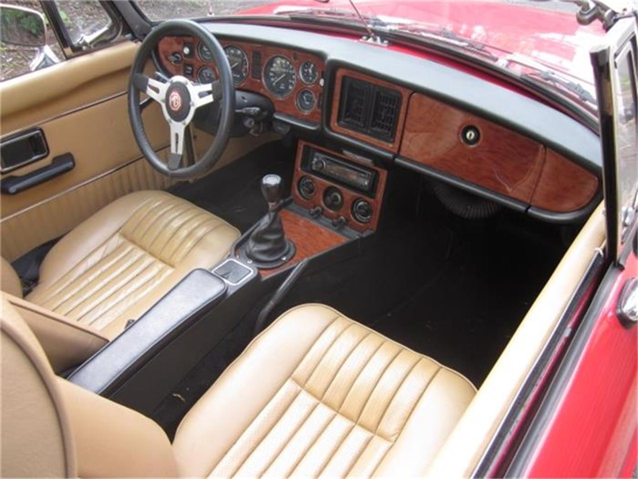 Large Picture of 1979 MG MGB Offered by The New England Classic Car Co. - I53J