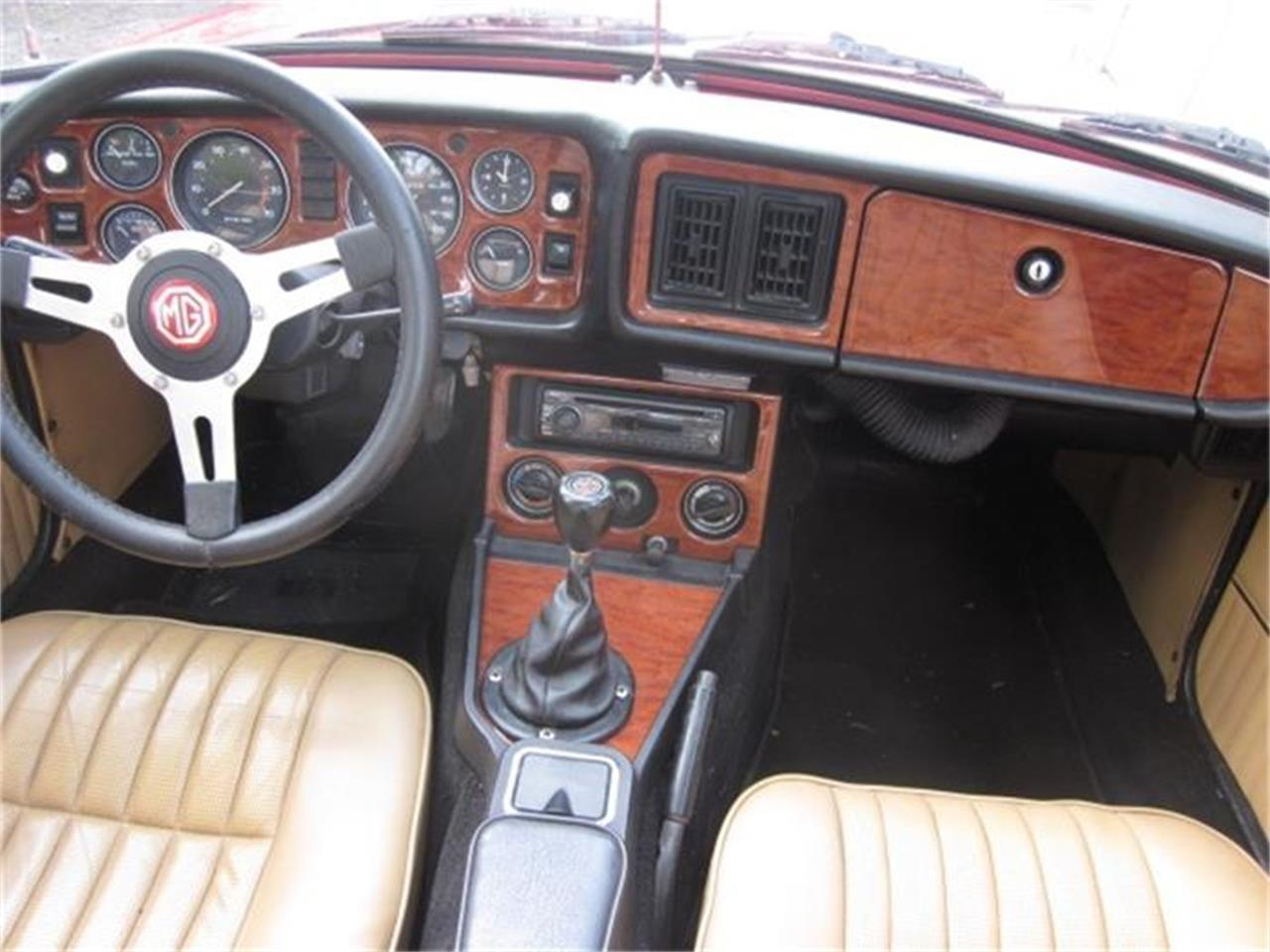 Large Picture of 1979 MGB located in Connecticut Offered by The New England Classic Car Co. - I53J