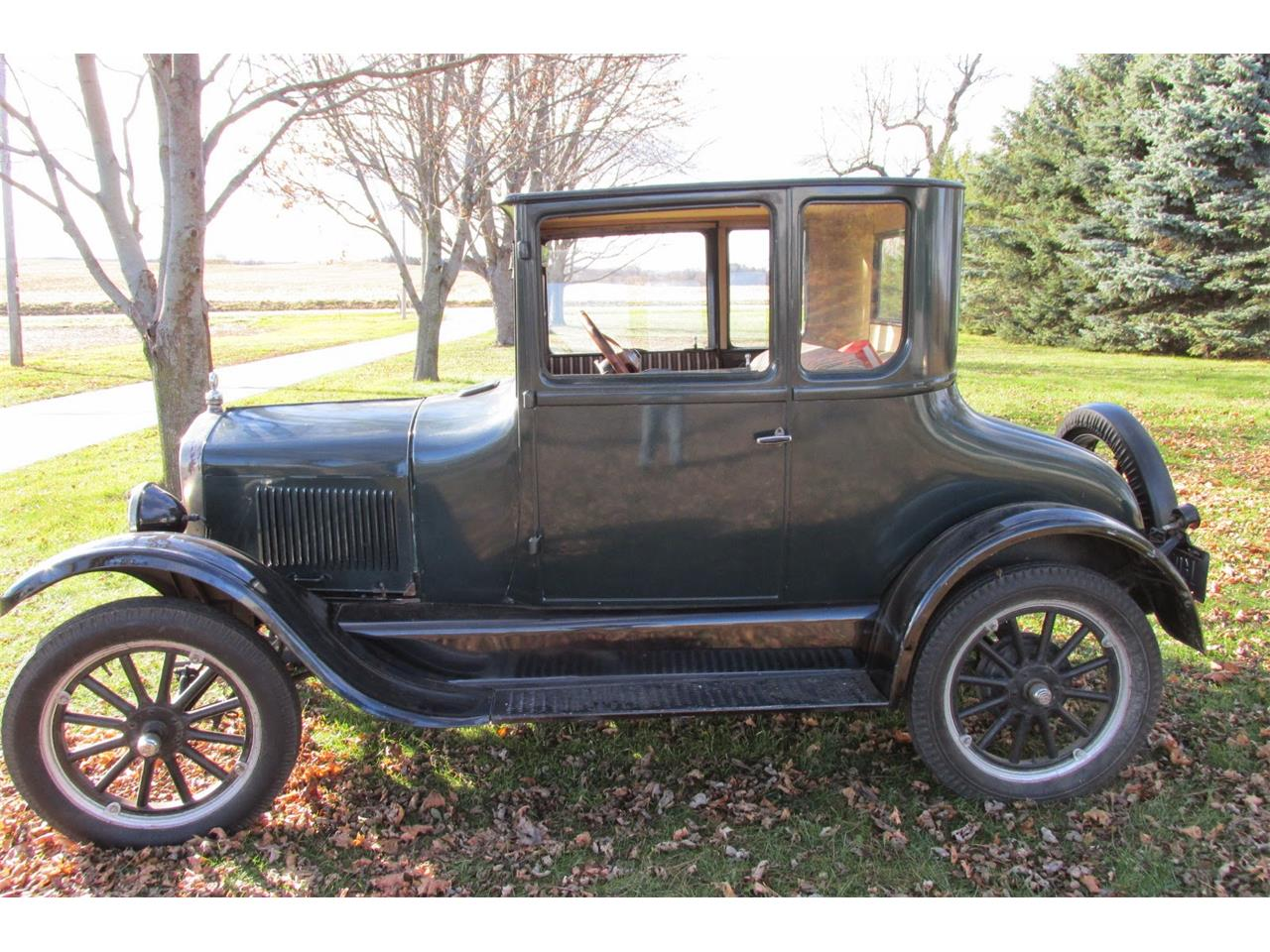 Large Picture of Classic 1926 Model T - I53V