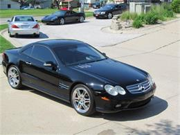 Picture of '03 Mercedes-Benz SL500 located in Nebraska - $19,900.00 - I54G
