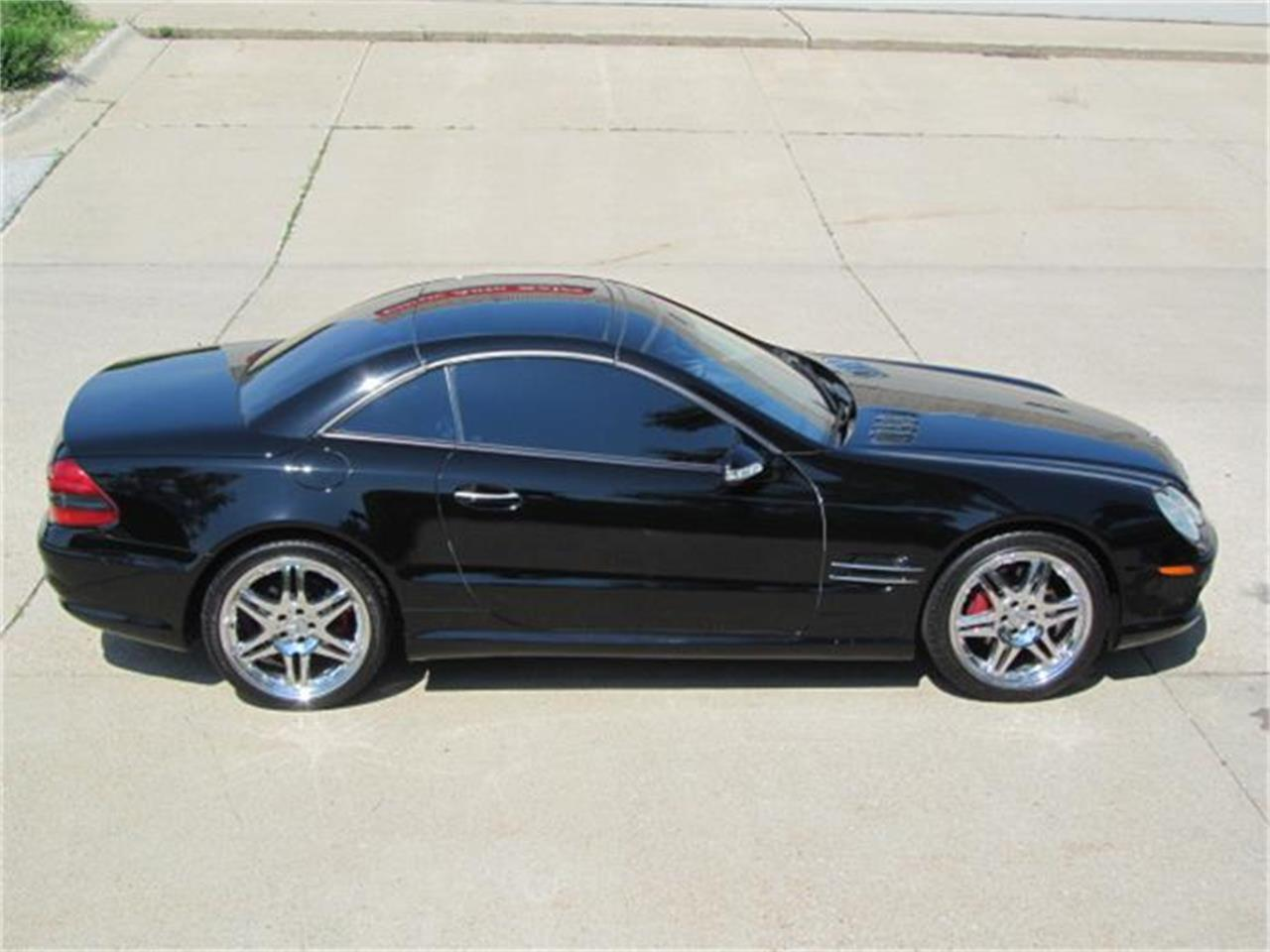 Large Picture of '03 SL500 located in Omaha Nebraska - $19,900.00 Offered by Classic Auto Sales - I54G