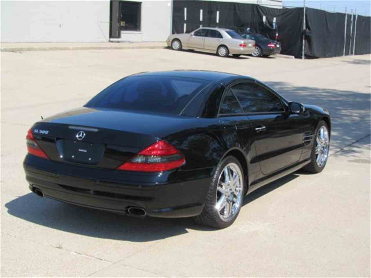 Large Picture of '03 SL500 - I54G