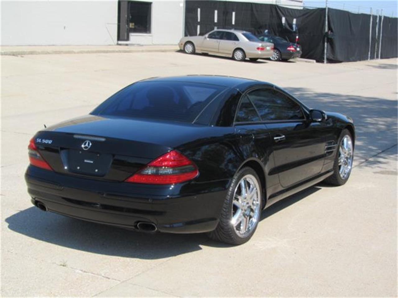 Large Picture of '03 SL500 located in Omaha Nebraska - I54G
