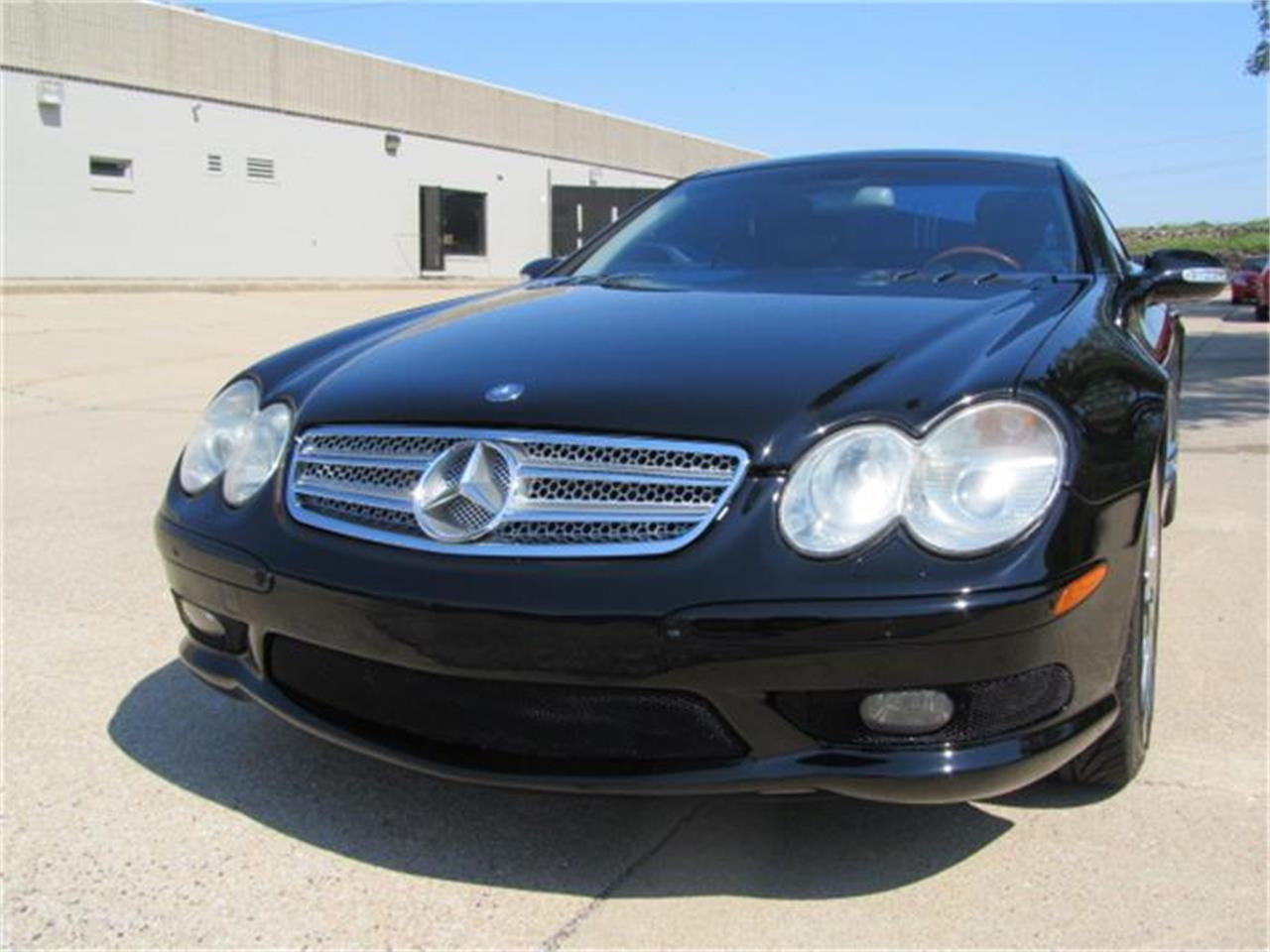 Large Picture of 2003 SL500 located in Omaha Nebraska - I54G