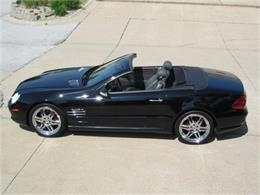 Picture of '03 Mercedes-Benz SL500 located in Omaha Nebraska Offered by Classic Auto Sales - I54G