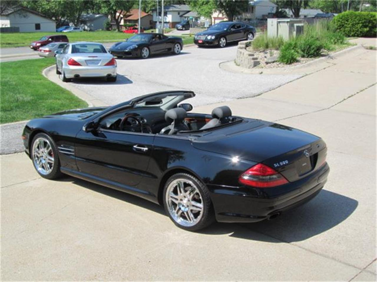 Large Picture of '03 Mercedes-Benz SL500 located in Nebraska - $19,900.00 Offered by Classic Auto Sales - I54G