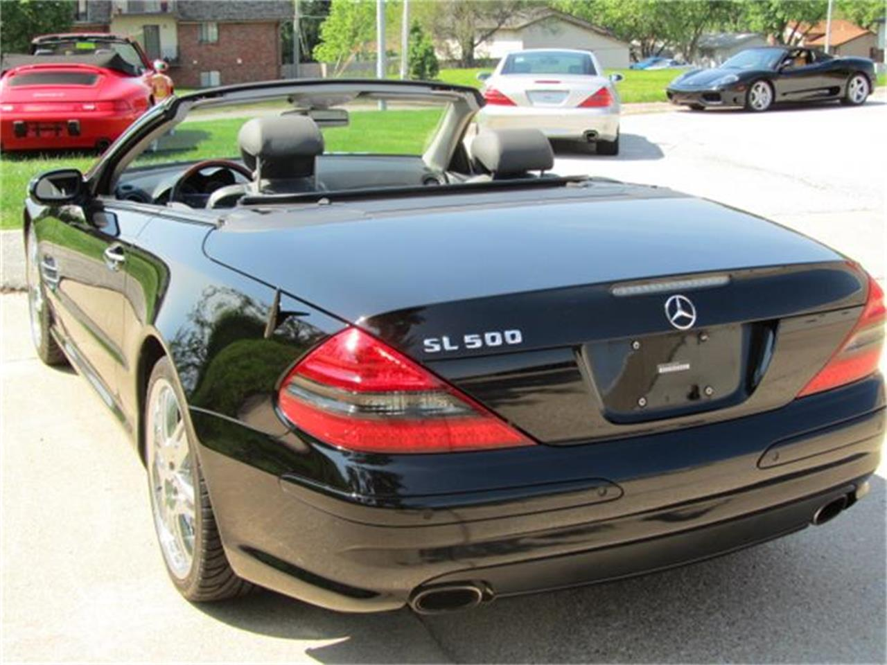 Large Picture of 2003 Mercedes-Benz SL500 - $19,900.00 Offered by Classic Auto Sales - I54G