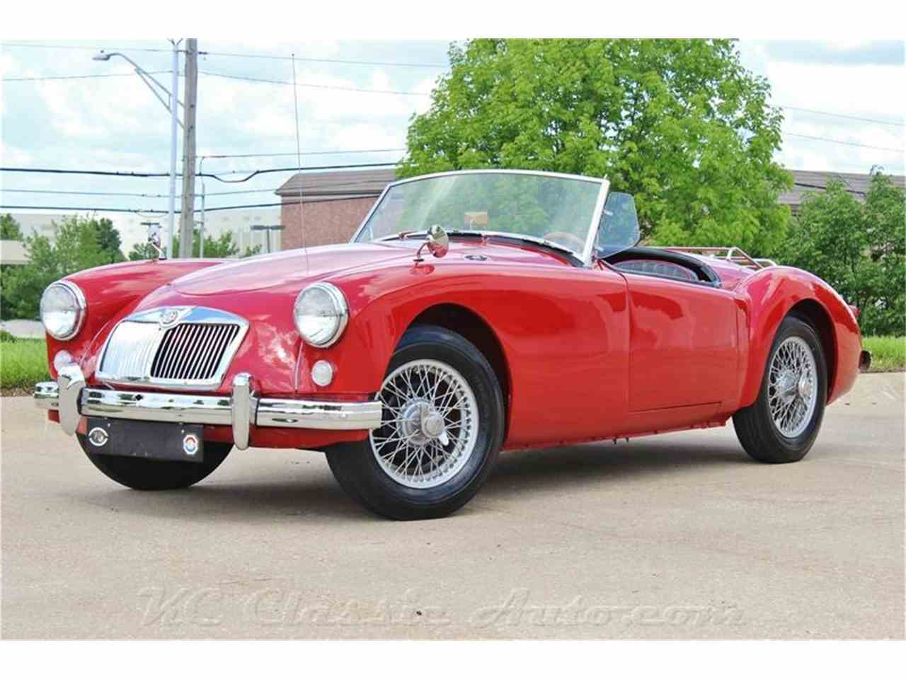 1956 mg mga for sale cc 846519. Black Bedroom Furniture Sets. Home Design Ideas