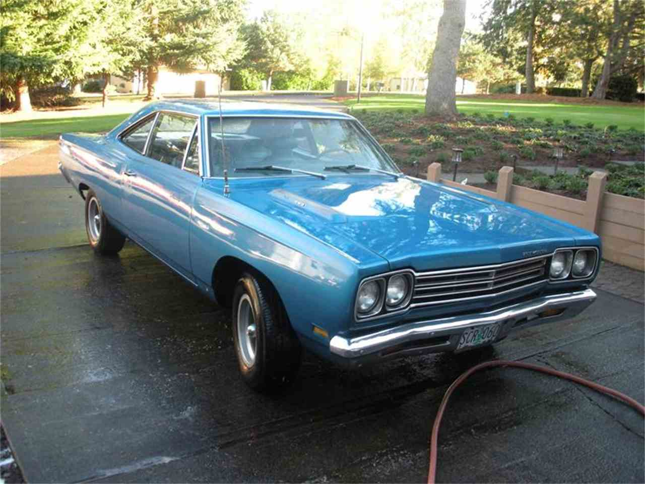 Large Picture of '69 Road Runner - I581