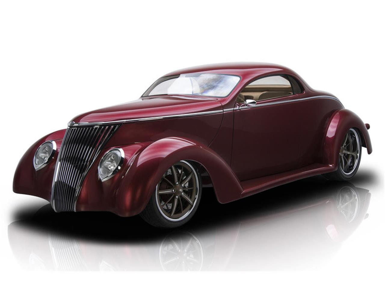 Large Picture of Classic '37 Ford Coupe - $159,900.00 Offered by RK Motors Charlotte - I585