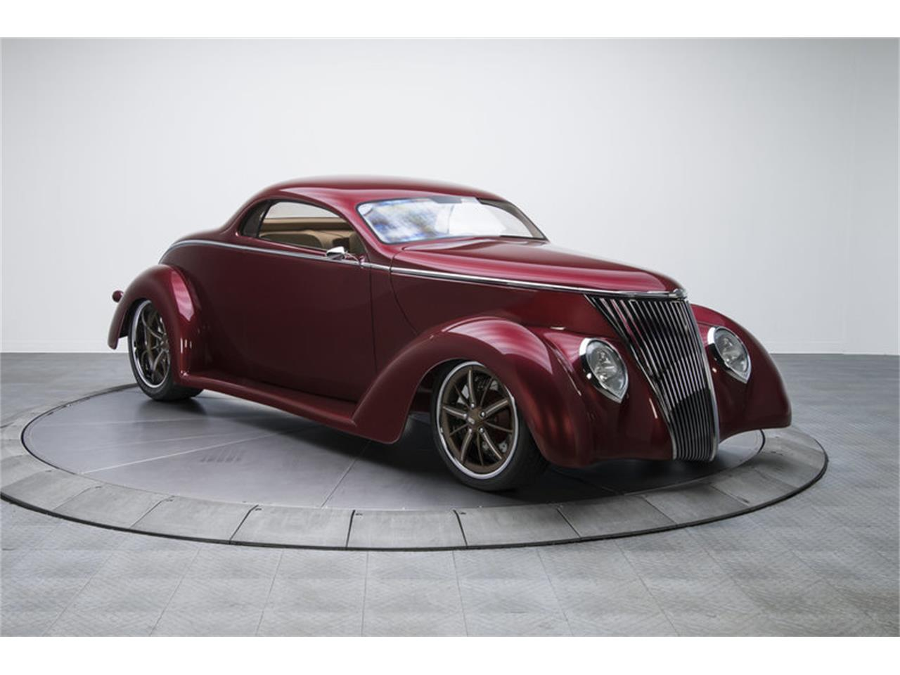 Large Picture of Classic '37 Coupe located in North Carolina - $159,900.00 Offered by RK Motors Charlotte - I585