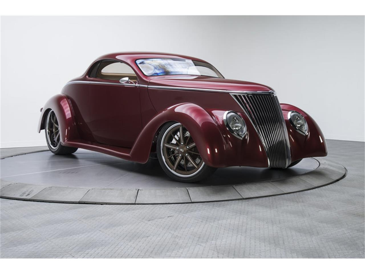 Large Picture of Classic 1937 Ford Coupe located in Charlotte North Carolina Offered by RK Motors Charlotte - I585