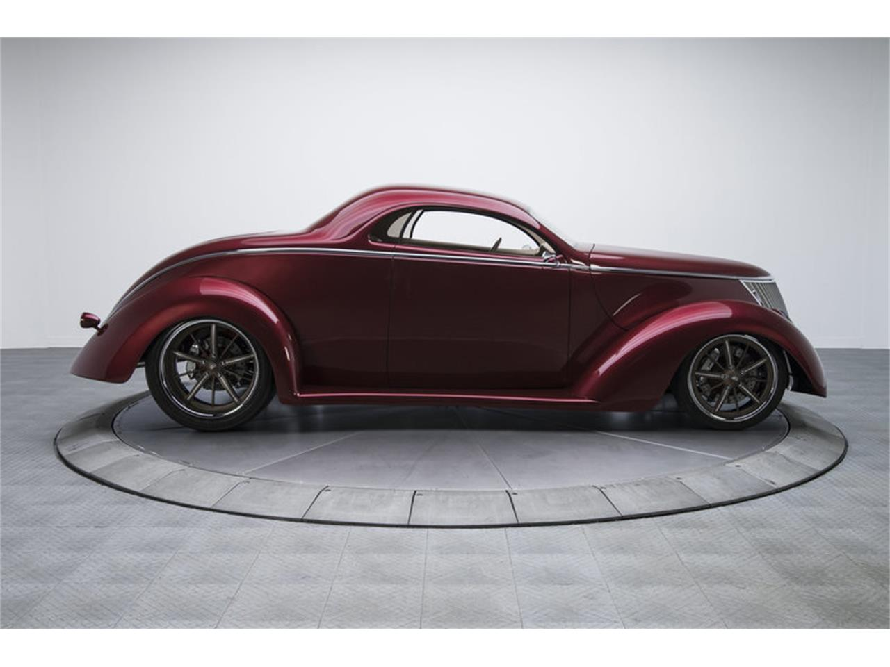 Large Picture of Classic 1937 Ford Coupe located in Charlotte North Carolina - $159,900.00 Offered by RK Motors Charlotte - I585