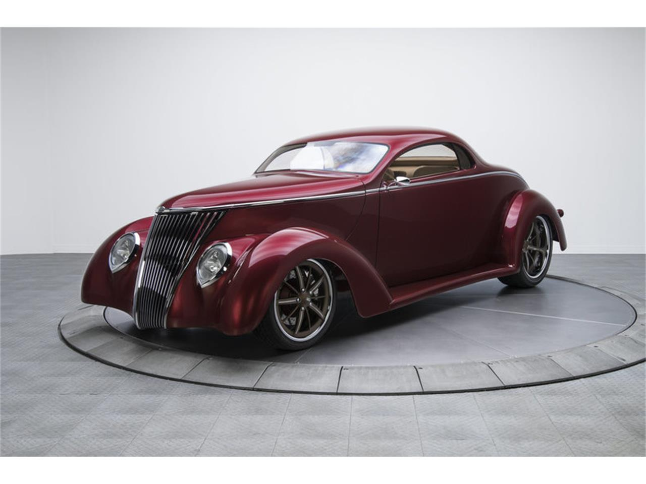 Large Picture of 1937 Ford Coupe - $159,900.00 Offered by RK Motors Charlotte - I585