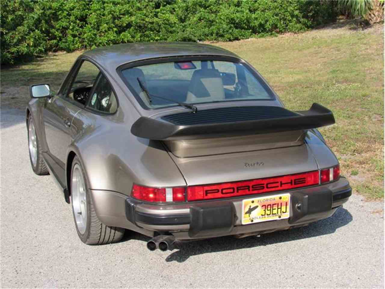 Large Picture of '86 930 Turbo - I59Z
