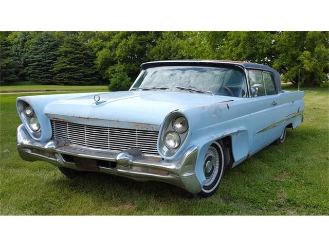 Picture of 1958 Lincoln Premiere located in New Ulm Minnesota - $6,500.00 Offered by  - I5AD