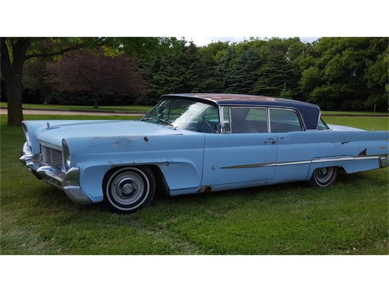 Large Picture of Classic 1958 Lincoln Premiere located in New Ulm Minnesota - $6,500.00 - I5AD