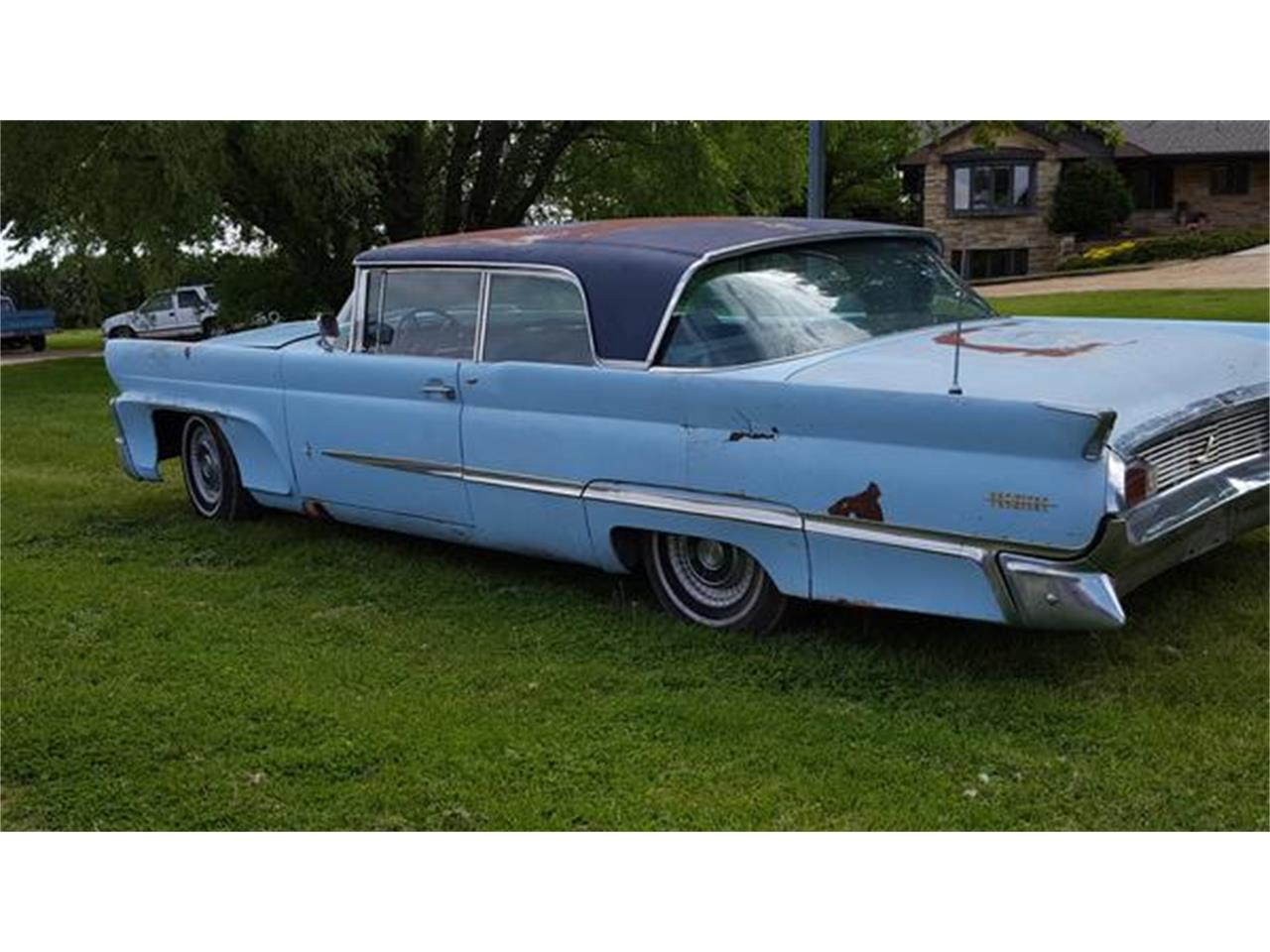 Large Picture of '58 Lincoln Premiere - $6,500.00 - I5AD