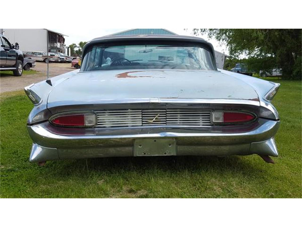Large Picture of Classic '58 Lincoln Premiere - $6,500.00 Offered by Ted's Tuna Boats - I5AD