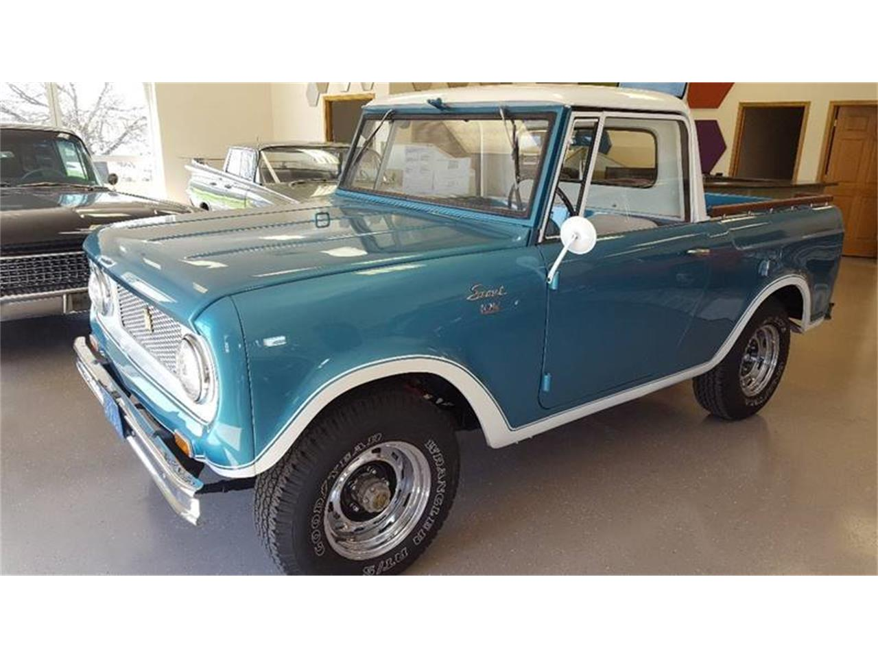 Large Picture of '64 Scout - I5V0