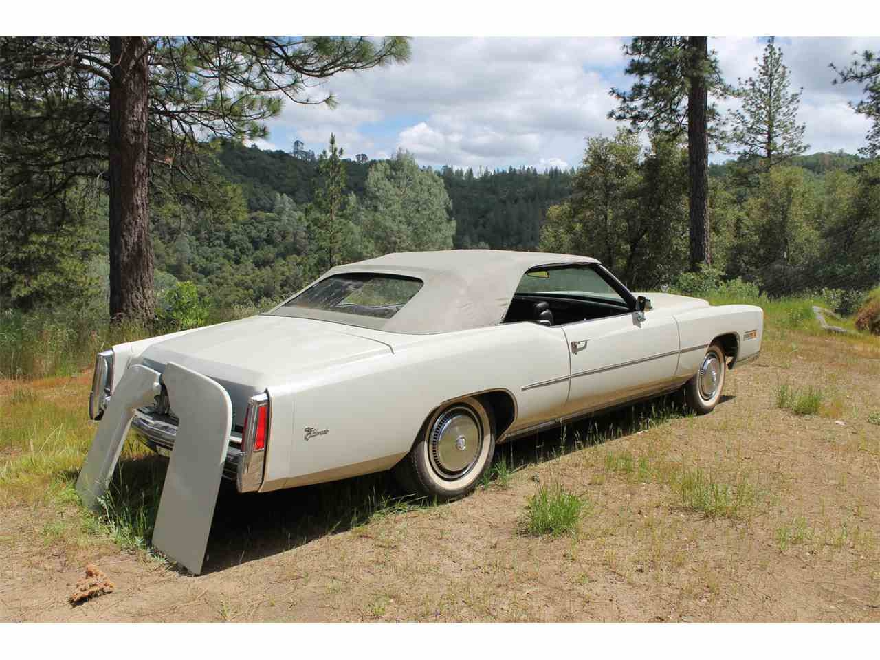 Large Picture of 1975 Cadillac Eldorado located in Sutter Creek California - $10,000.00 - I5ZP