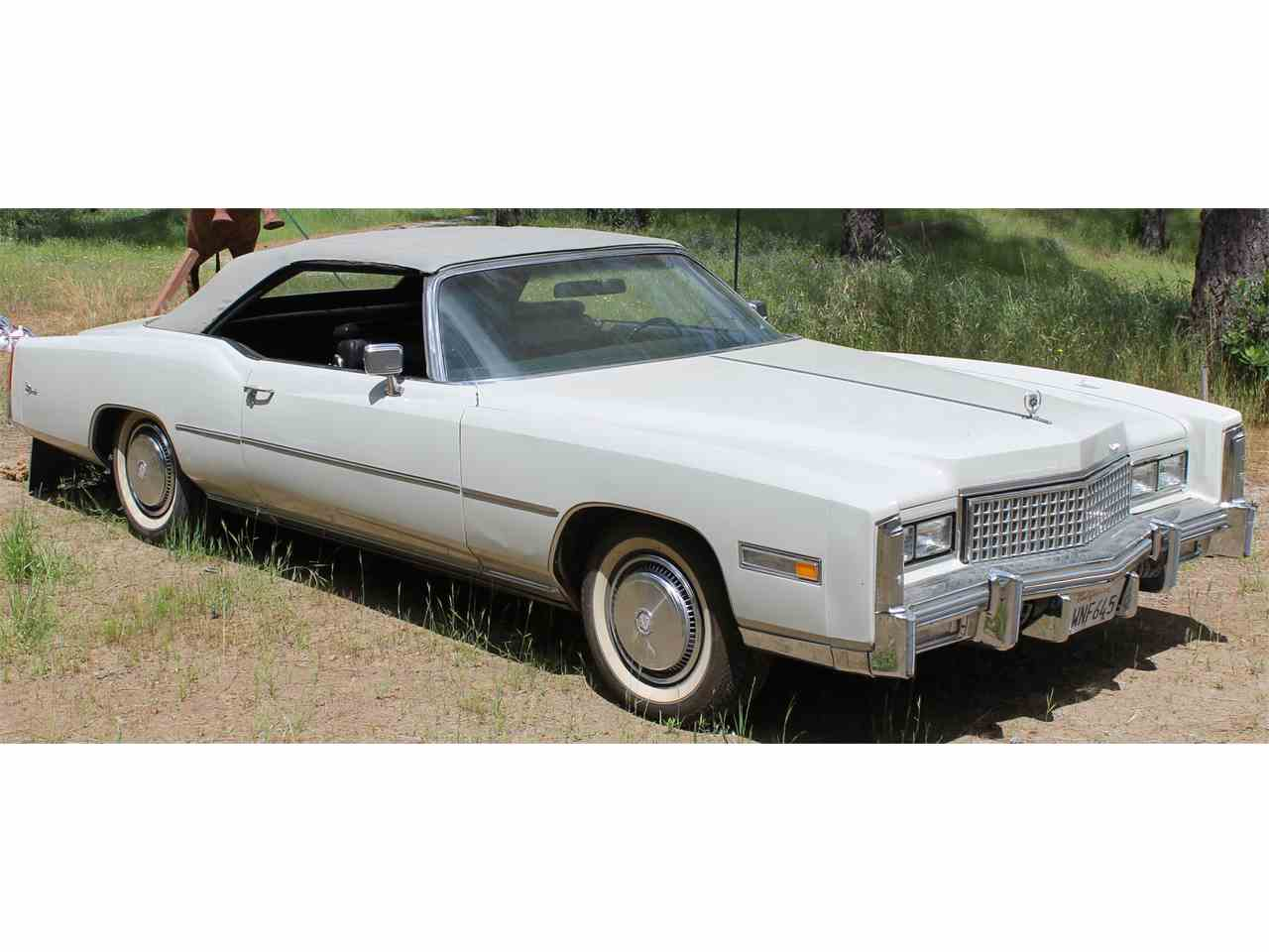 Large Picture of '75 Cadillac Eldorado located in Sutter Creek California - $10,000.00 Offered by a Private Seller - I5ZP
