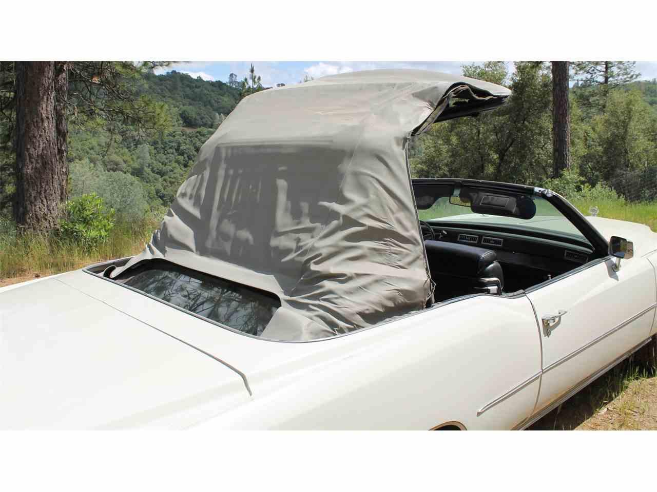 Large Picture of '75 Eldorado located in Sutter Creek California - $10,000.00 - I5ZP