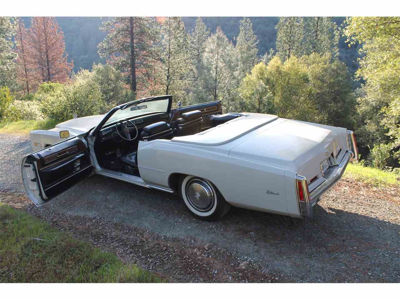 Large Picture of 1975 Cadillac Eldorado located in Sutter Creek California Offered by a Private Seller - I5ZP