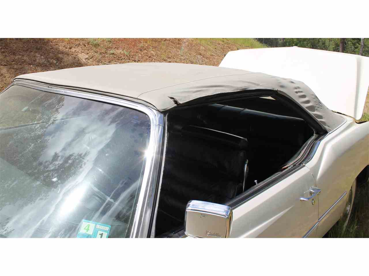 Large Picture of '75 Cadillac Eldorado located in Sutter Creek California - $10,000.00 - I5ZP