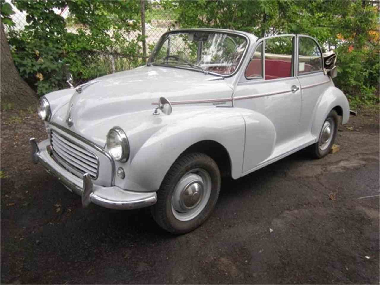 Large Picture of Classic '58 Morris Minor located in Connecticut Offered by The New England Classic Car Co. - I5ZQ