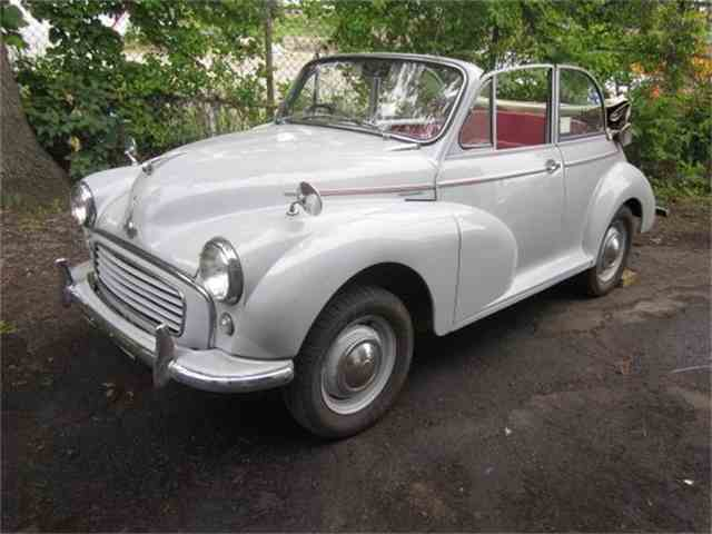 Picture of '58 Minor - I5ZQ
